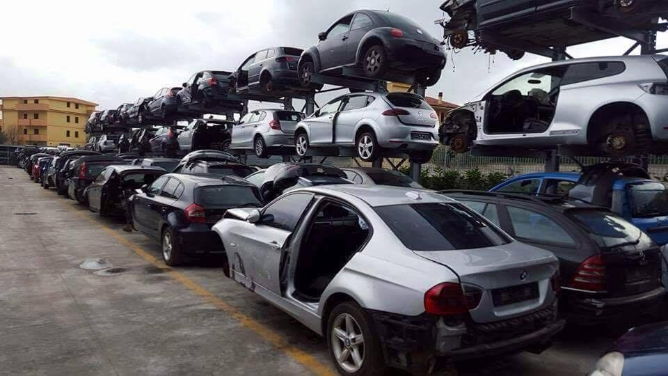 attrezzature per carrozzeria usate