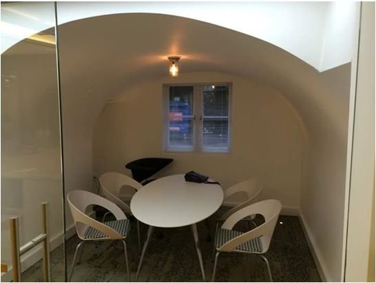 full conversion of underground vaults