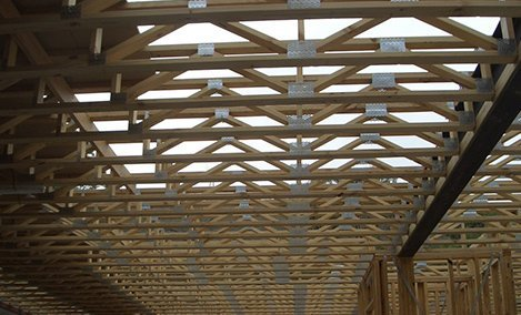 Prefab technology melbourne truss frame manufacturers for Prefab trusses prices
