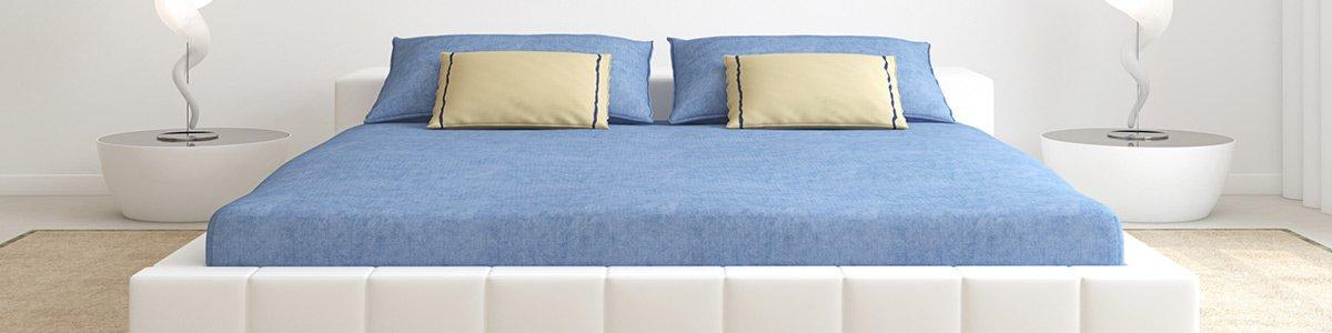 bargain beds plush beds mattress in bedroom