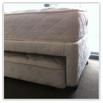 bargain beds trundle beds