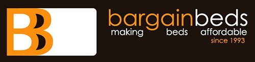 bargain beds business logo