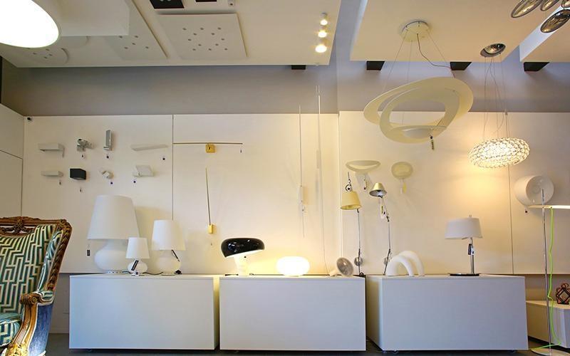 Showroom illuminazione missaglia lecco arte luminosa briantea