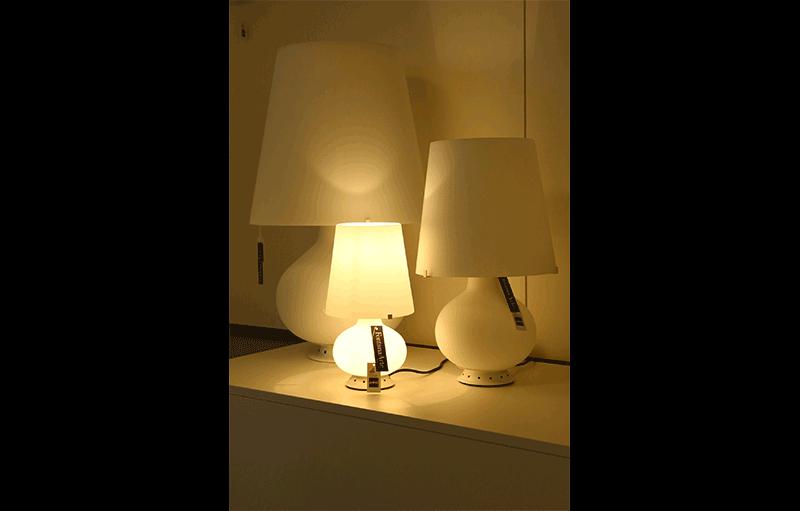 Vendita lampade da tavolo missaglia lecco arte luminosa briantea - Tavolo da falegname vendita ...