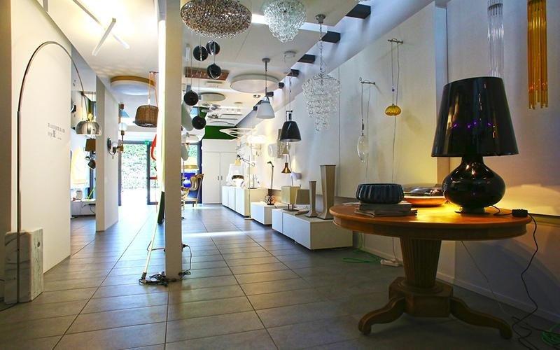 Showroom lampade a sospensione
