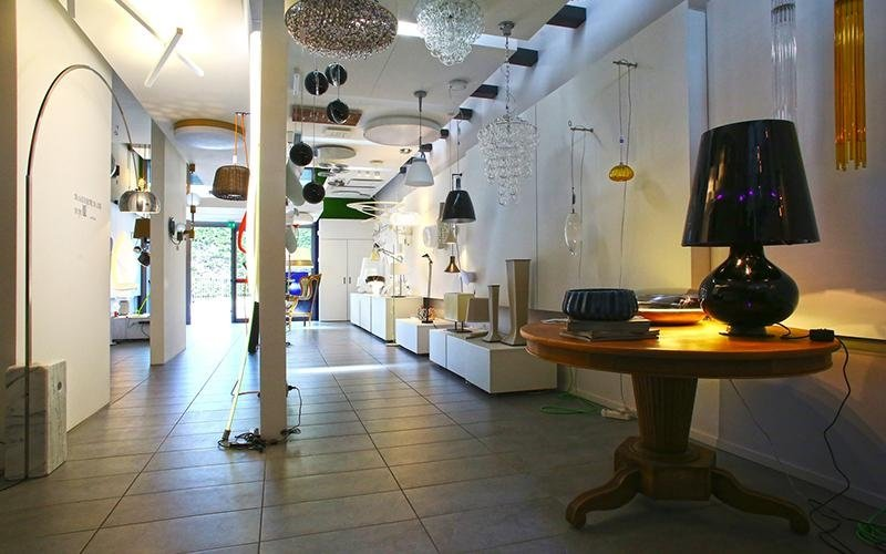 Showroom lampade da soffitto