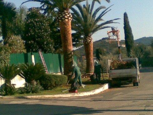 Realizzazione giardini gaeta latina gipa gallery for Manutenzione giardini