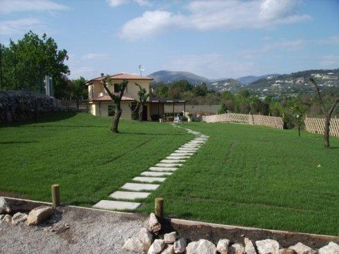 creazione giardini Gaeta