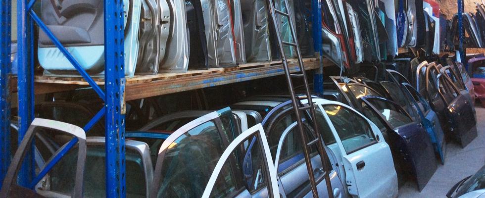 pezzi ricambio auto usati