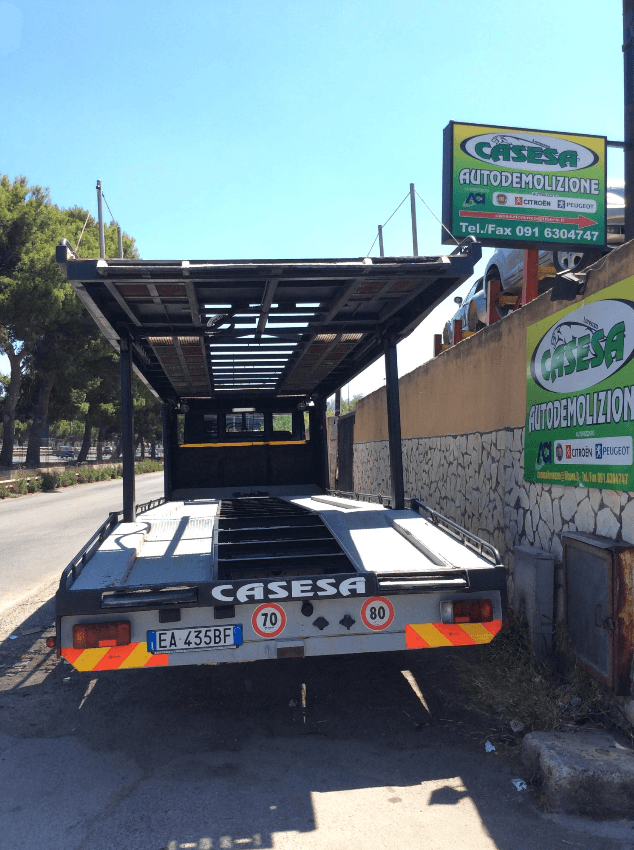 autodemolizioni casesa lorenzo