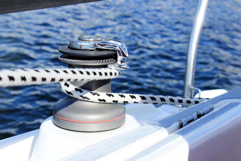 galloccia di una barca