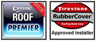 ROOFPREMIER RubberCover logos