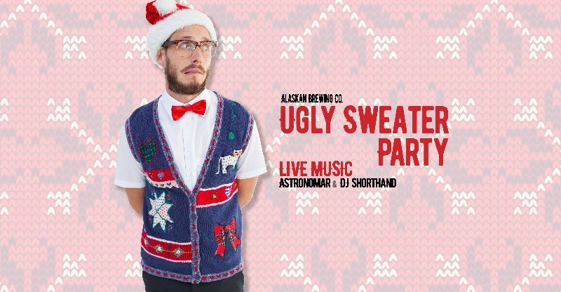 Hangar On The Wharf Ugly Sweater Party
