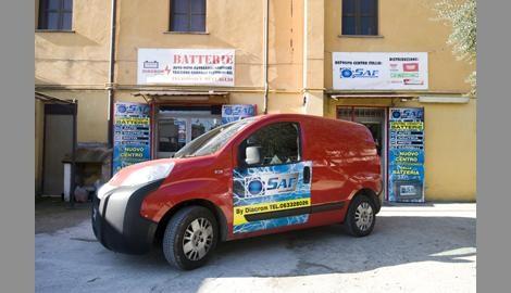 batterie per auto roma