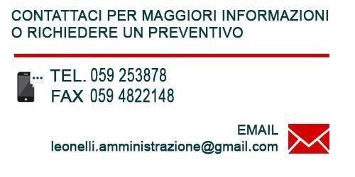 contatti Leonelli