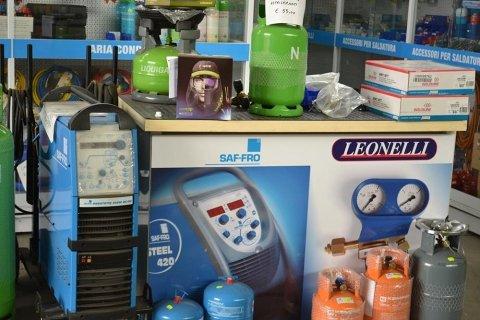 gas refrigeranti