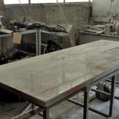 lavorazione di marmo e granito