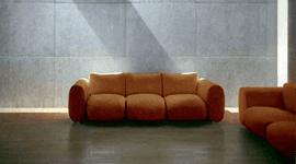 pavimento e muro in marmo