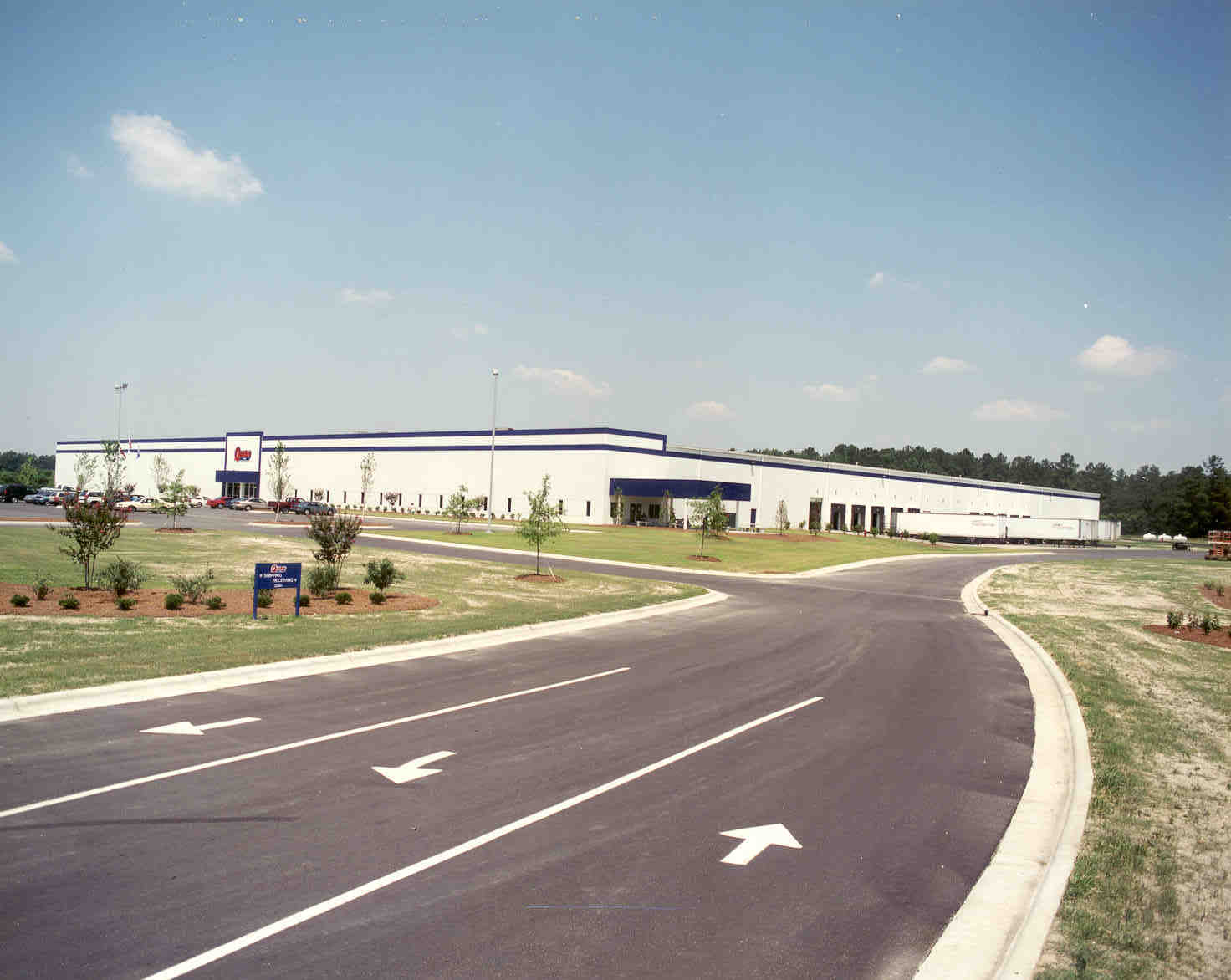 industrial contractor Fayetteville, NC