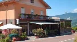 La sede dell'hotel Stella Azzurra