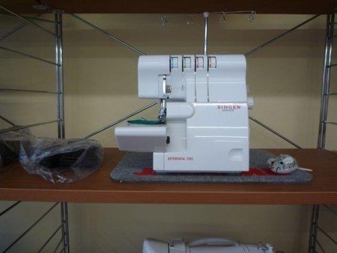 Vetri Silvano - Macchine da cucire 5