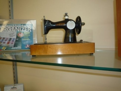 Vetri Silvano - Macchine da cucire 8