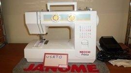 Vendita macchine da cucire usate