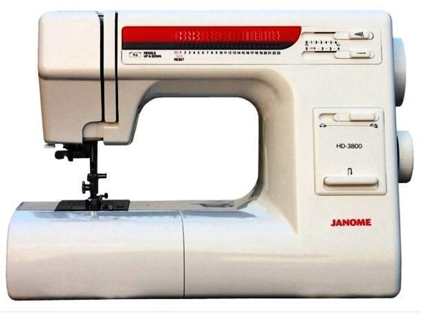 Janome HD 3800