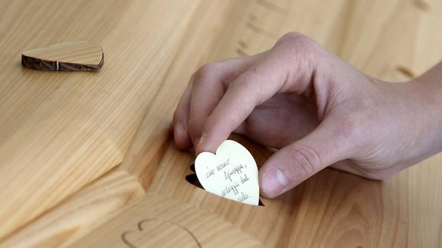 Scrigno del cuore
