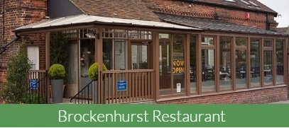 Steak and Fish Restaurant Brockenhurst Hampshire