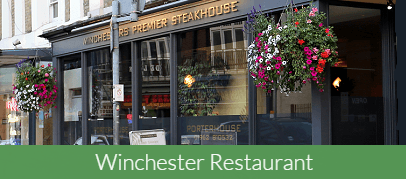 Steakhouse Restaurant Winchester Hampshire