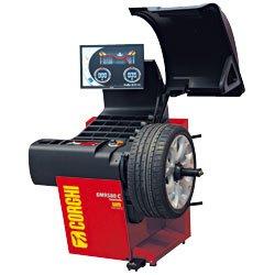 un macchinario per test dei pneumatici