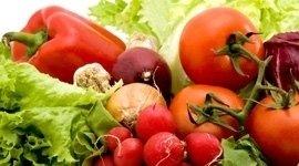 peperoni, pomodori, verdure