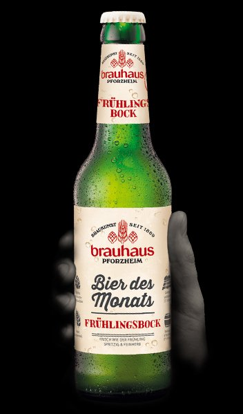Brauhaus ,bier des monats, ernte bier