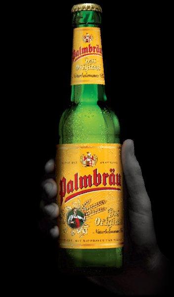 bottiglia di Palmbrau