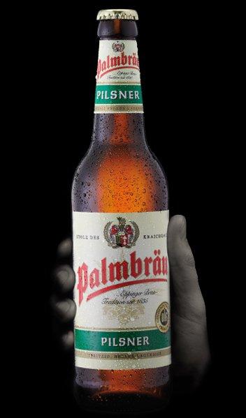 bottiglia di Palmbrau pilsner