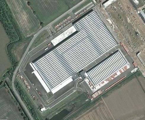 Magazzino logistica Landriano - Pavia