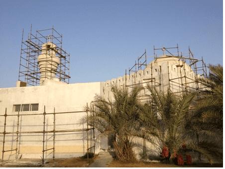 Moschea Mohammed Ahmed Al Tayer - Dubai
