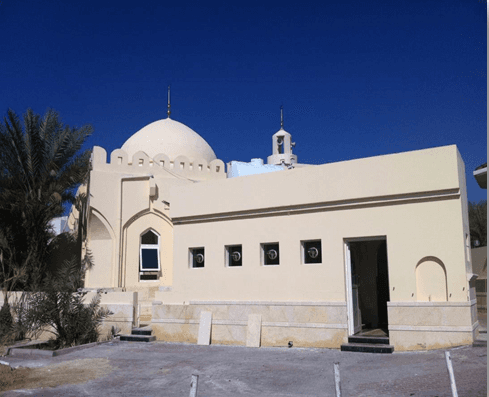 Moschea Mohammed Ahmed Al Tayer - Dubai.png fine lavori