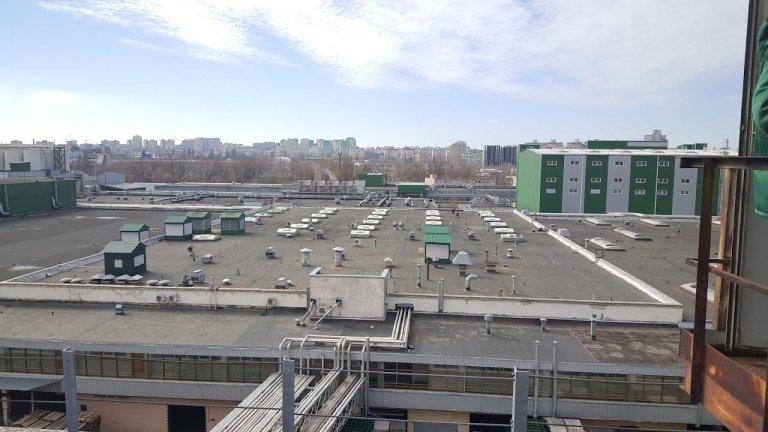 tetto in guaina Oboloni Kiev