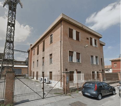 Cantiere Telecom Modena