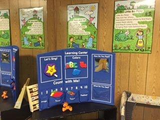 preschool centers in ward, ar