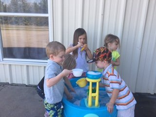 fun day care centers in ward