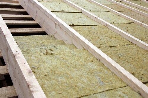 copertura tetti con pannelli isolanti
