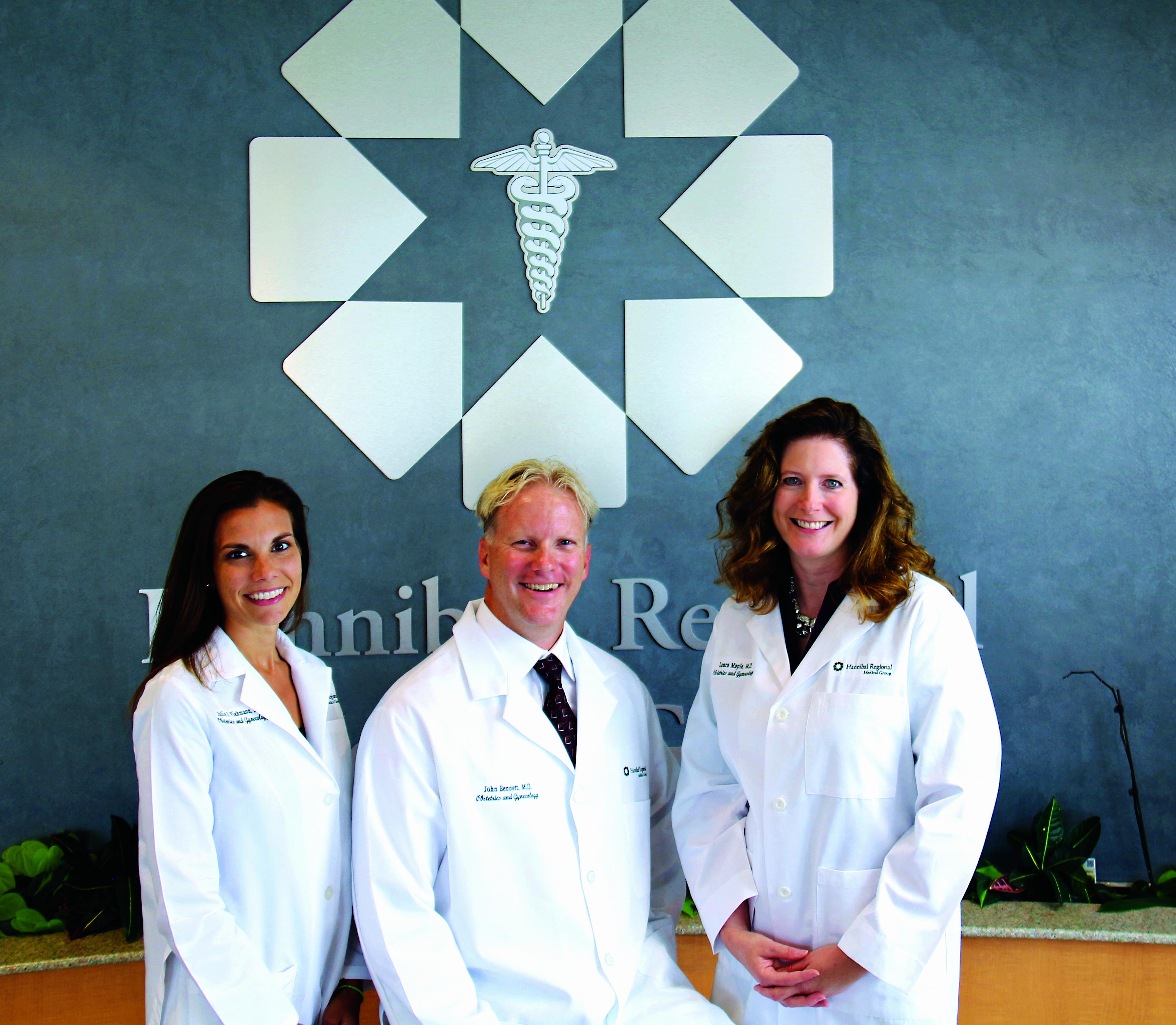 Hannibal Regional Medical Group adds OB/GYN specialty