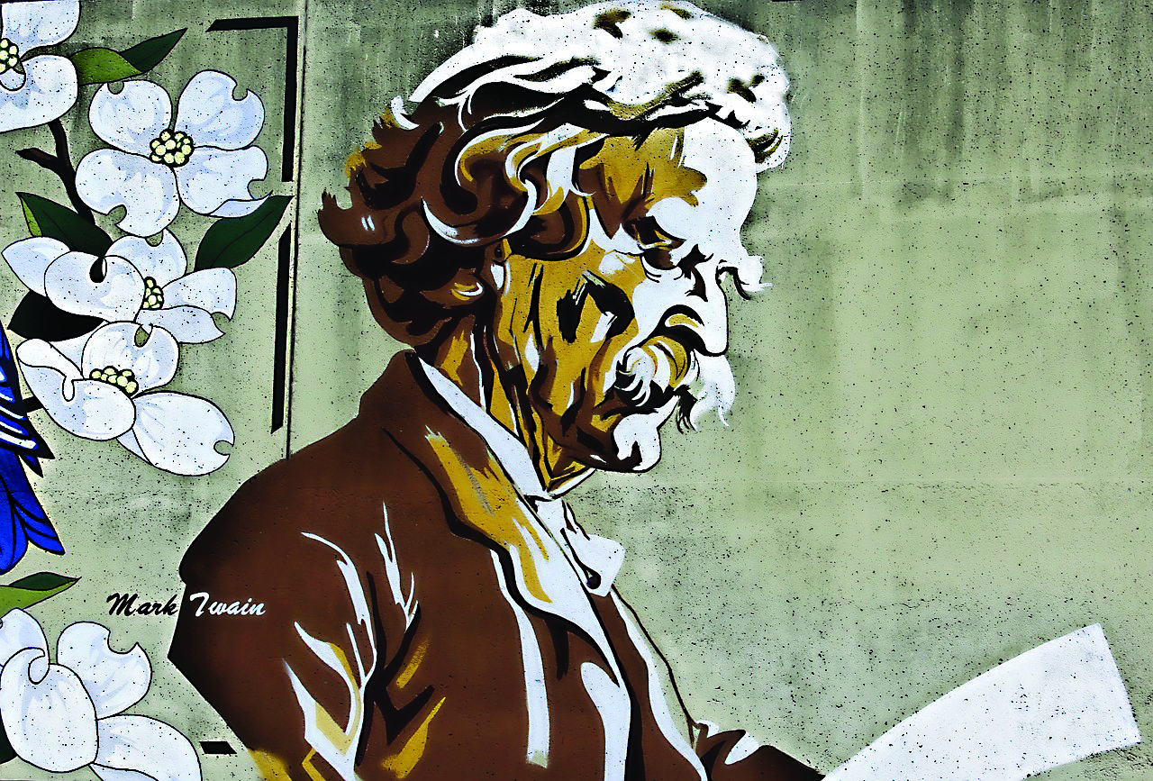 Celebrating Twain