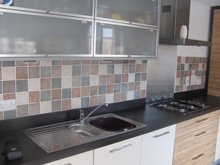 Kitchen tiling - Teignmouth, Devon - Jb Ceramics Ltd - Tiles