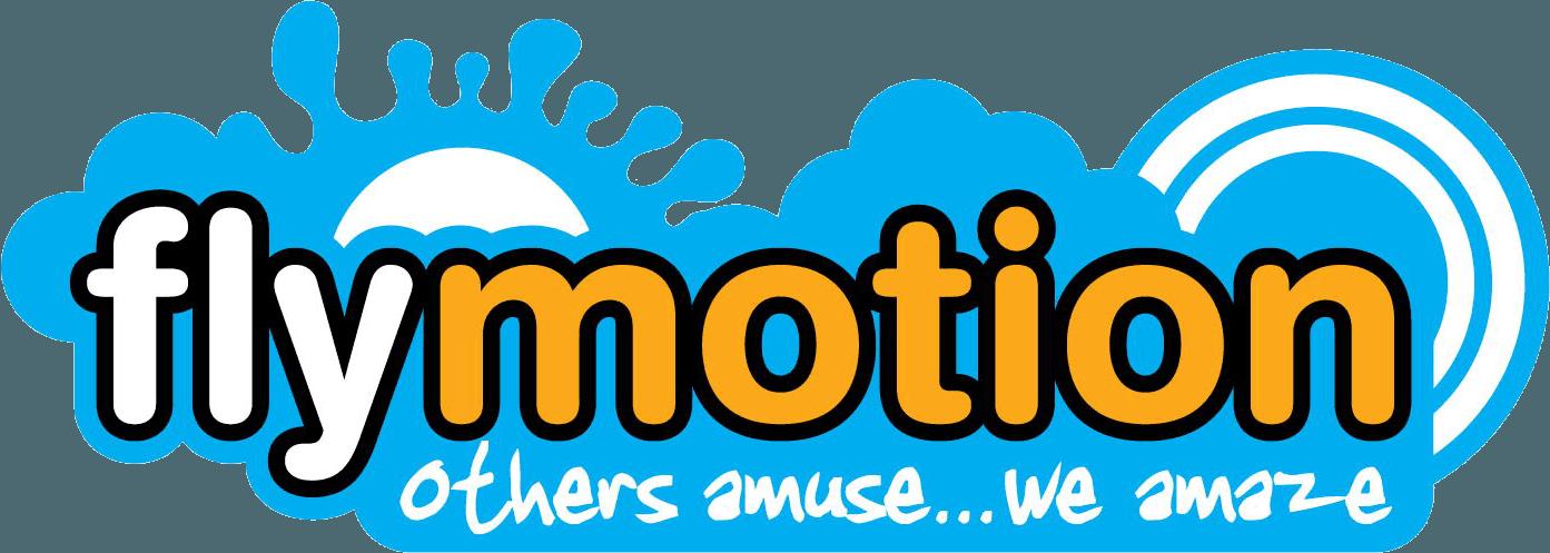 Fly motion logo