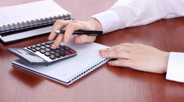 Commercialista compie calcoli