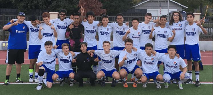 Peninsula United Galaxy Team